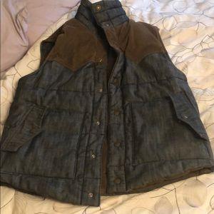Reversible vest vintage Levi